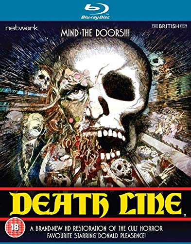 Death Line [Blu-ray] from Network