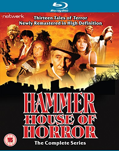 Hammer House of Horror: The Complete Series [Blu-ray] from Network