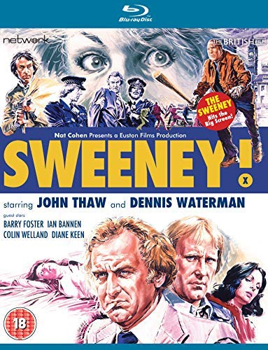 Sweeney! [Blu-ray] from Network