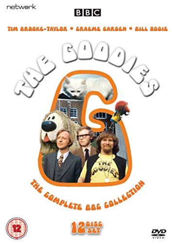 The Goodies: The Complete BBC Collection [DVD] from Network