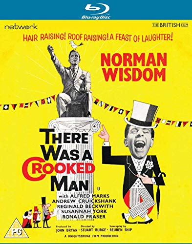 There Was a Crooked Man [Blu-ray] from Network