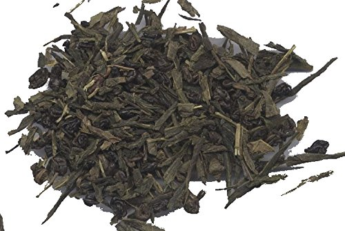 Neuteeland 1000 g Earl Grey Green organic from Neuteeland