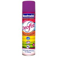 Neutradol Deofab Fabric Deodorizer Spray 300ml from Neutradol