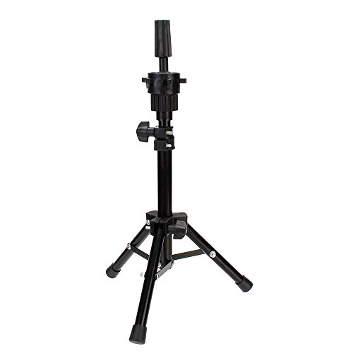 Neverland Beauty Tripod Adjustable Manikin Mannequin Head Holder Hairdressing Training Stand from Neverland Beauty & Health
