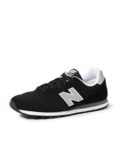 New Balance Ml373V1 Core, Men's Trainers, Black (Black), 7 UK from New Balance