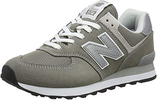 New Balance Women's 574v2 Core Sneaker, Grey (Grey), 4 UK from New Balance