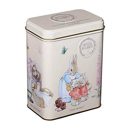 New English Teas Beatrix Potter Afternoon teabag Tin, 40-Count from New English Teas