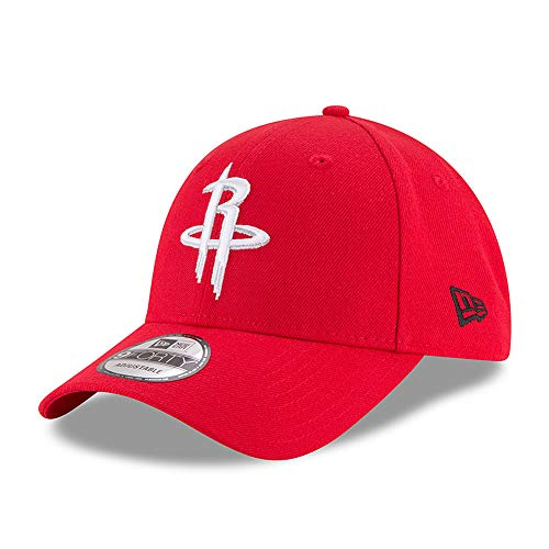 New Era Men's the League 9Forty Houston Rockets Cap, Red, One Size from New Era