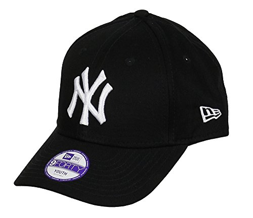 New Era 9Forty Stretched KIDS Cap - NY Yankees black - Youth from New Era