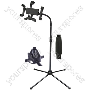 Adjustable Tripod Tablet Stand from NJS
