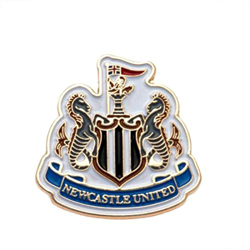 Newcastle Utd NUFC Football Club Metal Pin Badge Shield Crest Logo Official from Newcastle United F.C.