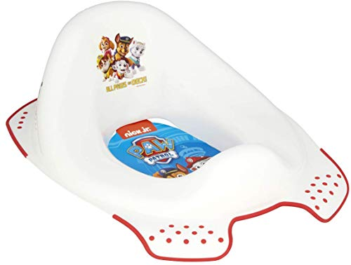 Nickelodeon Paw Patrol Solution EU 49519 Toilet Training Seat with Non Slip Feet from Nickelodeon