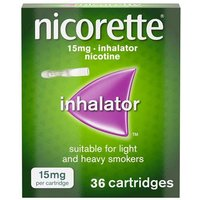 Nicorette Inhalator White 36 from Nicorette