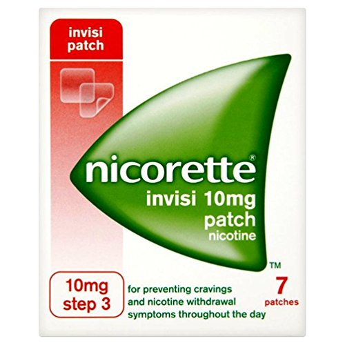 Nicorette Invisi Patch  10mg - 7 patches - Step 3 from Nicorette