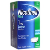 Nicotinell Lozenge 1mg Mint 96 from Nicotinell