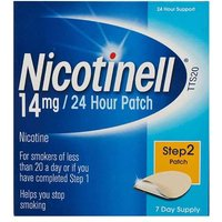 Nicotinell Patch Step 2 14mg 7 from Nicotinell