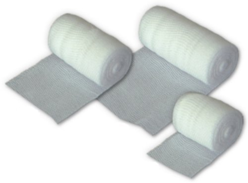 Conforming Bandage 10cm x 4m First Aid x 12 Pack from Nightingale Nursing Supplies