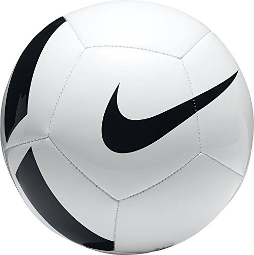 Nike NK Pitch TEAM Ball, Unisex, White (White/Black), 4 from Nike