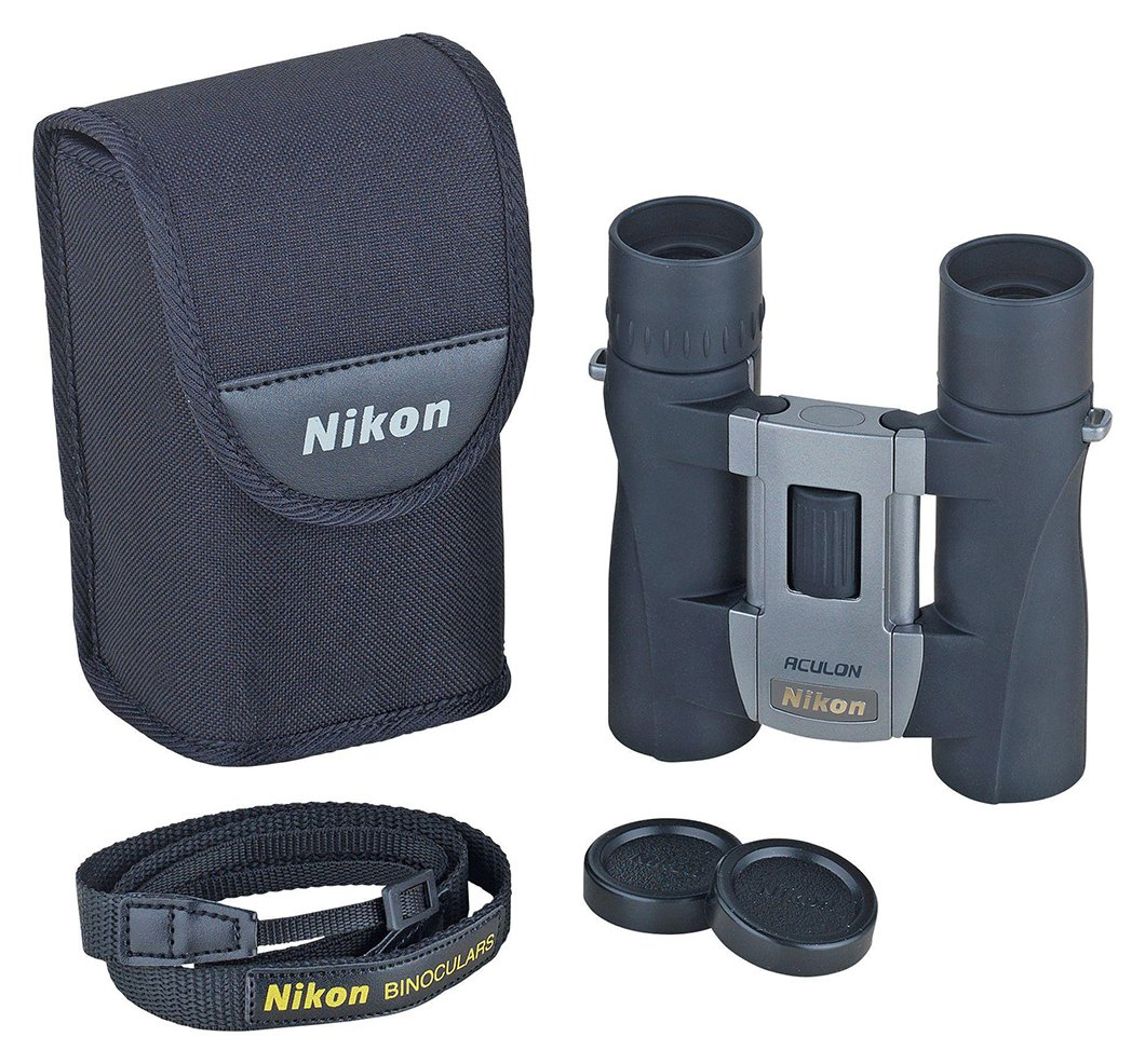 Nikon - Binoculars - Aculon A30 10 x 25mm from Nikon