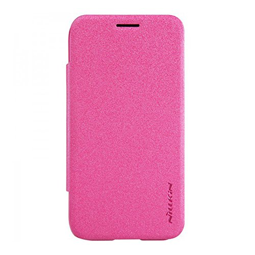 Nillkin Mini Sparkle Leather Case for Samsung Galaxy J1 - Pink from Nillkin