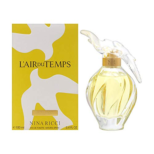 Nina Ricci L'air Du Temps Eau De Toilette, 100 ml from Nina Ricci