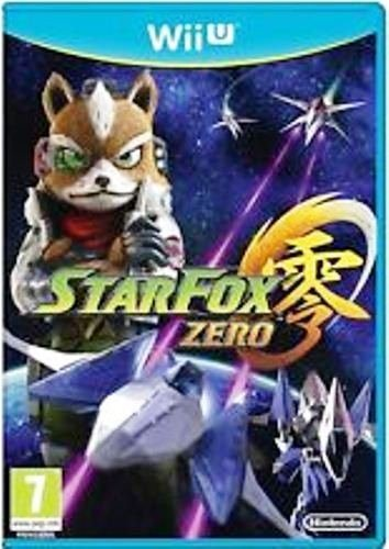 Star Fox Zero (Nintendo Wii U) from Nintendo