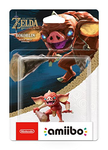 Bokoblin amiibo - The Legend OF Zelda: Breath of the Wild Collection (Nintendo Wii U/Nintendo 3DS/Nintendo Switch) from Nintendo