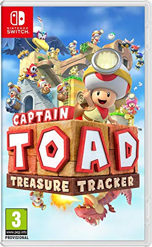 Captain Toad: Treasure Tracker (Nintendo Switch) from Nintendo