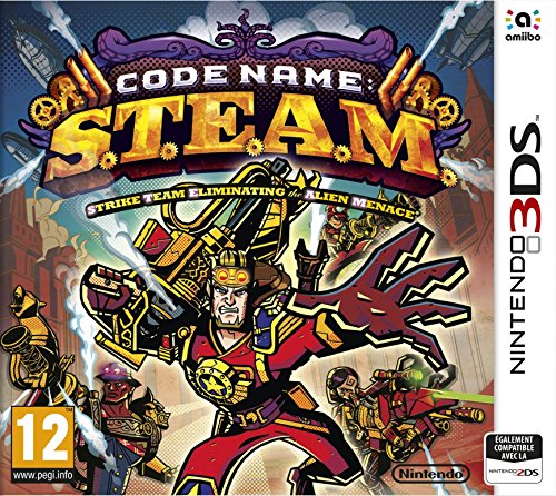 Code Name : S.T.E.A.M. from Nintendo