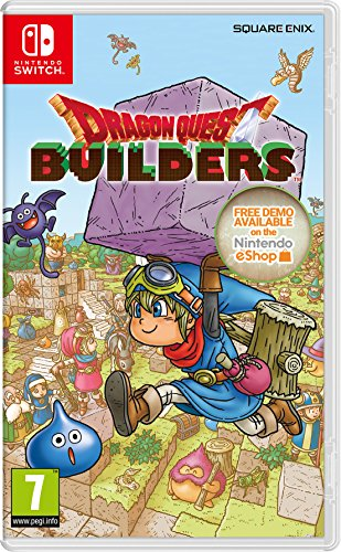 Dragon Quest Builders (Nintendo Switch) from Square Enix