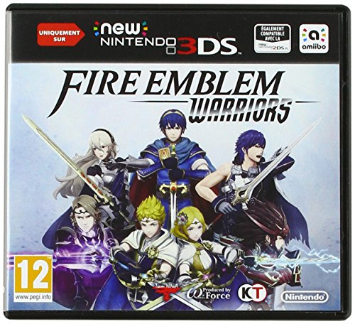 Fire Emblem Warriors pour New Nintendo 3DS/2DS XL from Nintendo