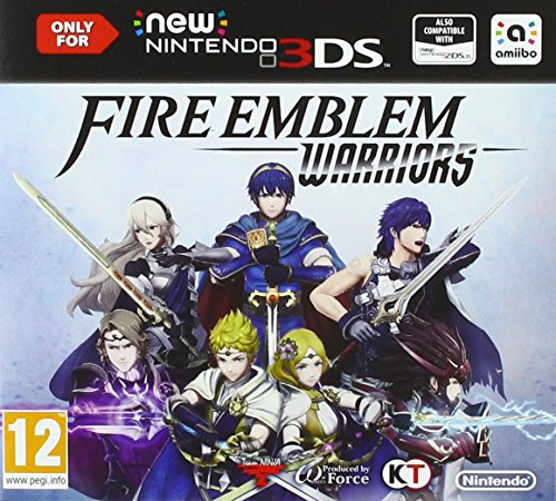 Fire Emblem Warriors only compatible with New Nintendo 3DS/New Nintendo 3DS XL and New Nintendo 2DS XL from Nintendo