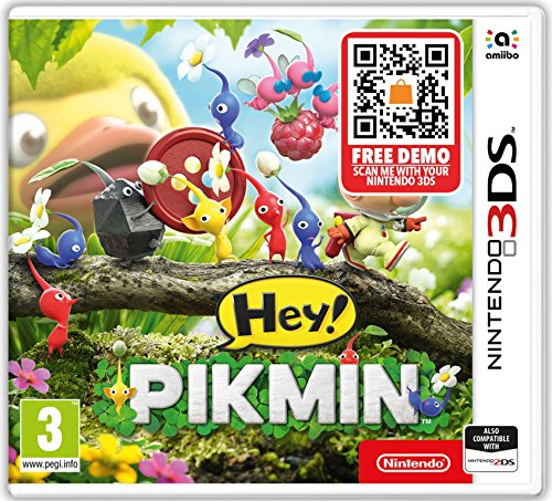 Hey! PIKMIN (Nintendo 3DS) from Nintendo