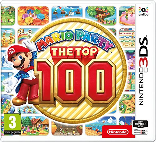 Mario Party: The Top 100 (Nintendo 3DS) from Nintendo