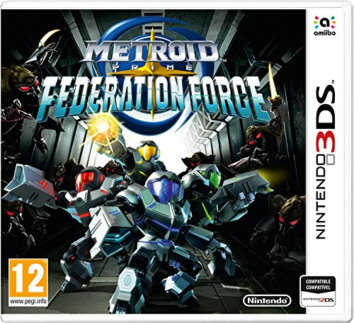 Metroid Prime: Federation Force [Nintendo 3DS] from Nintendo