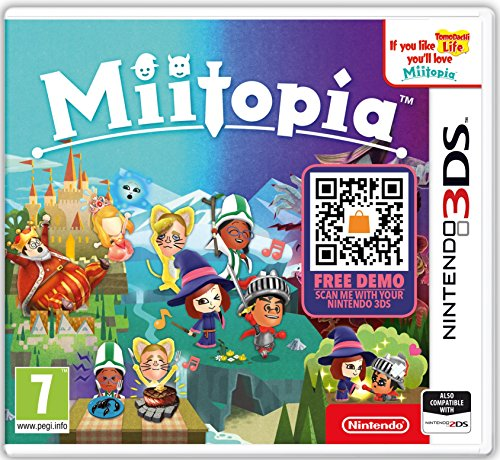 Miitopia (Nintendo 3DS) from Nintendo