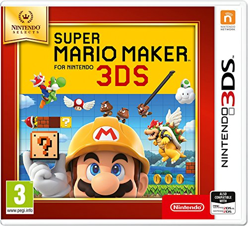 Nintendo Selects - Super Mario Maker (Nintendo 3DS) from Nintendo