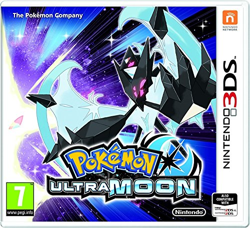 Pokémon Ultra Moon (Nintendo 3DS) from Nintendo
