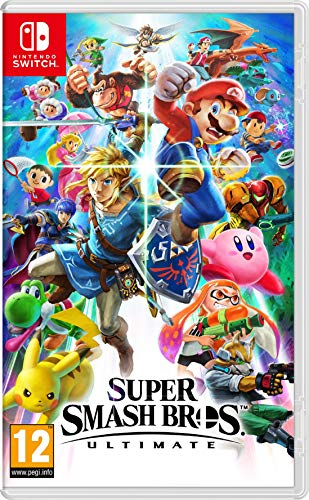 Super Smash Bros - Ultimate (Nintendo Switch) from Nintendo