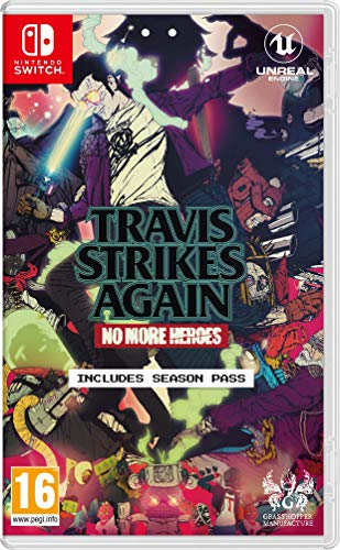 Travis Strikes Again: No More Heroes (Nintendo Switch) from Nintendo