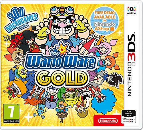 Warioware Gold (Nintendo 3DS) from Nintendo