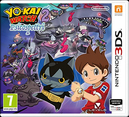 Yo-kai Watch 2: psicospettri from Nintendo