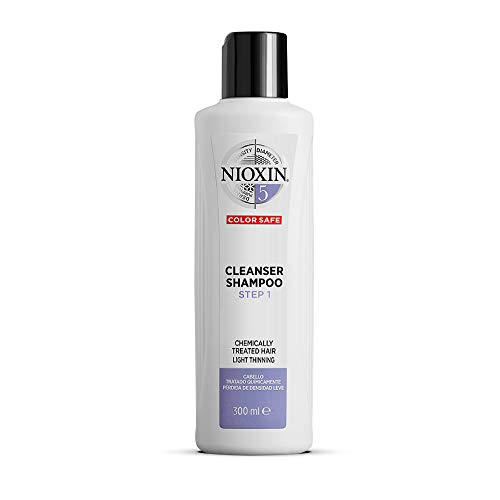 Nioxin System 5 Cleanser Shampoo 300 ml from NIOXIN