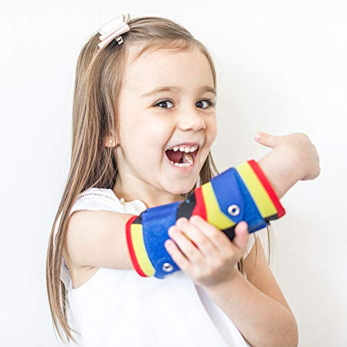 (Age 2-7) Stop Thumb Sucking - Stop Finger Sucking - The Hand Stopper Thumb Guard from Nipit
