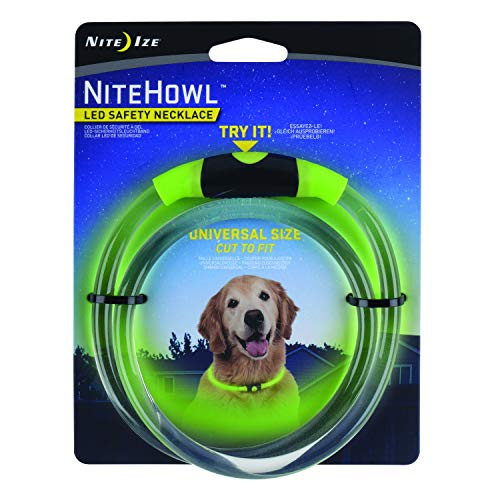 Nite Ize  NiteHowl LED Safety Necklace - Green, N/A from Nite Ize