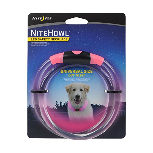 Nite Ize  NiteHowl LED Safety Necklace - Pink, N/A from Nite Ize