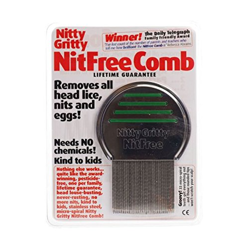 NITTY GRITTY NIT Free Comb from Nitty Gritty