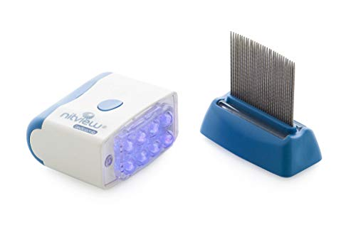 Nitview Ledcomb (Lice Detector and Comb) from Nitview