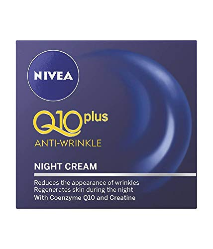 2 X Nivea Q10 Plus Anti-Wrinkle Face Night Cream 50 ml from Nivea