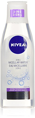 Nivea Daily Essentials Sensitive 3 in 1 Micellar Cleansing Water (200ml) from NIVEA
